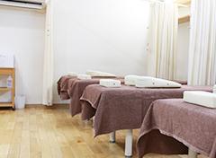京都市右京区すみれ鍼灸整骨院の内観写真